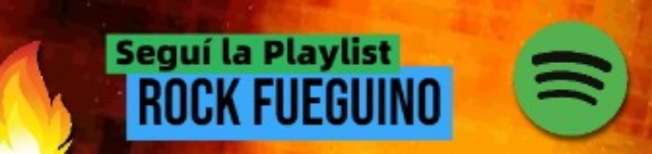 Rock Fueguino playlist