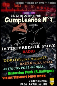 Festipunk Interferencia 2017