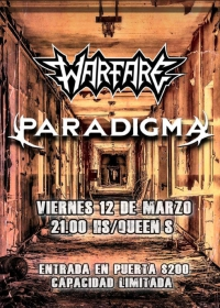 Warfare Y Paradigma en Queens